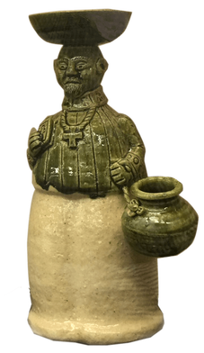 Ceramic image of Missionary